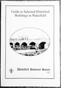 Guide to historical buildings in Wakefield