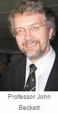 Professor John Beckett