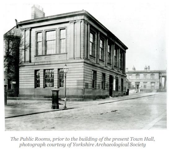 Public rooms
