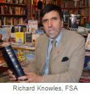 Richard Knowles, FSA