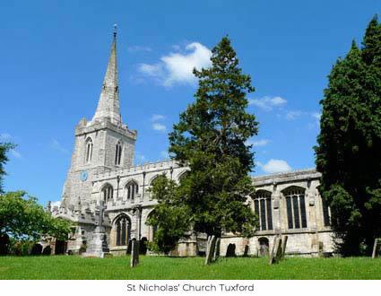 St Nicholas' Church Tuxford