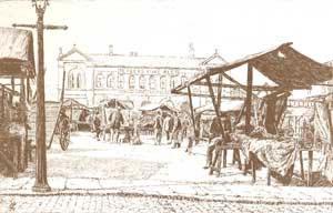 Wakefield Market