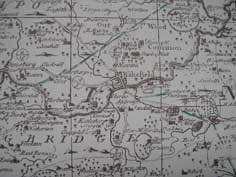 Warburtons map of 1720