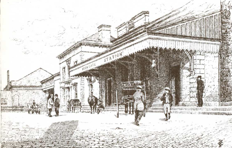 Kirkgate Station