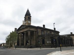 Wakefield Crown Court